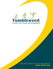 Annual Financials 2008 for Tumbleweed Center for Youth Development