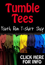 Click here to learn more about our TUMBLE TEES T-SHIRT SHOP - RUN BY TUMBLEWEED YOUTH